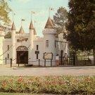 Storybook Gardens at London, Ontario Canada Chrome Postcard - 5134