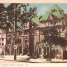 City Hall, Hotel de Ville in Quebec Canada Vintage Postcard - 5146