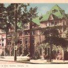 City Hall, Hotel de Ville in Quebec Canada Vintage Postcard - 5146