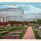Shaw's Garden St. Louis Missouri MO Vintage Postcard - 5160