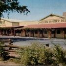 Mrs. Knott's Chicken Dinner Restaurant, Ghost Town California CA Postcard - 5190