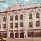 Burns Opera House, Colorado Springs CO 1912 Vintage Postcard - 5196