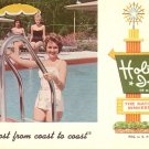 Holiday Inn at Rolla Missouri MO Chrome Advertising Postcard - 5199