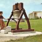Harry S. Truman Library Independence Missouri MO Chrome Postcard - 5201