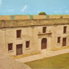 Chapel in Castillo De San Marcos National Monument St. Augustine Florida FL Postcard - 5218