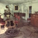 Dining Room at the Oldest House in St. Augustine Florida FL Postcard - 5246