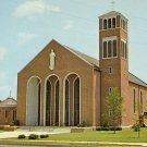 St. Francis de Sales Church in Salisbury Maryland MD Chrome Postcard - 5261