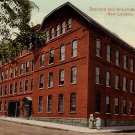 Brainerd and Armstrong Co. Silk Mill in New London Connecticut CT Postcard - 3947