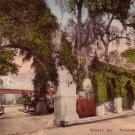 Mission Inn in Riverside California CA, Handcolored Vintage Postcard - 3970
