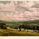 White Mountains from Sugar Hill in New Hampshire NH 1901 Vintage Postcard - 3976