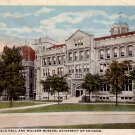Julius Rosenwald Hall University of Chicago Illinois IL Vintage Postcard - 3983