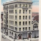 A.E. and C. Railroad Terminal Station in Aurora, Illinois IL, Vintage Postcard - 5300