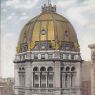 Dome of the Post Office Building in Chicago Illinois IL, Vintage Postcard - 5328