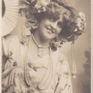 Marie Studholme Stage Actress, 1904 Rotary Real Photo Post Card - 5348