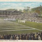 Harrisburg Athletic Field in Pennsylvania PA, Vintage Postcard - 5378