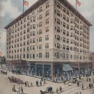 Gunter Hotel in San Antonio Texas TX 1917 Vintage Postcard - 5384