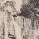 Inukai Falls in Kagoshima Japan, 1912 Vintage Postcard - 4097