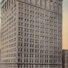 Ford Building in Detroit Michigan MI, Vintage Postcard - 5390