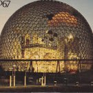 Skybreak Bubble Geodesic Pavillion, Expo 67 Worlds Fair in Montreal Canada - 5421
