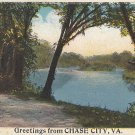 Greetings from Chase City Virginia VA - 5425