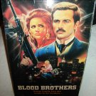Blood Brothers - Franco Nero - Claudia Cardinale - VHS