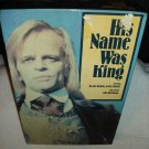 His Name Was King - Klaus Kinski - VHS