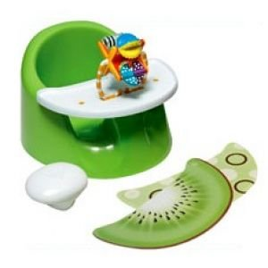BebePod Plus Baby Booster Seat by Prince Lionheart in Green Kiwi