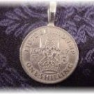 P'S  Coin Jewelry ~Scottish Crest Necklace~