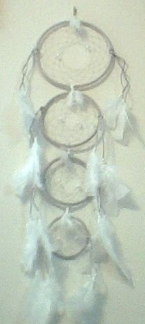 White quad ring