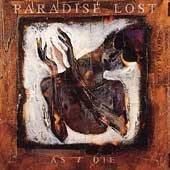 """PARADISE LOST """"As I Die"""" CD 1993 Metal Blade New Sealed"""