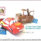 Pixar present Cars Lighting McQueen Tractor Disney Sega Japan