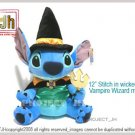 BIG Stitch mascot as wicked vampire wizard Disney Sega Japan