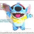 BIG hawaii Stitch in Yellow floral shirt Disney Sega Japan
