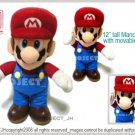 Mario with movable arms Banpresto Japan