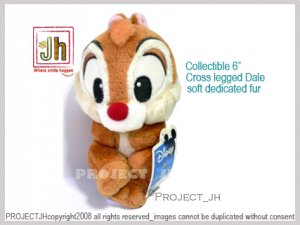 Cross legged Dale Disney Sega Japan