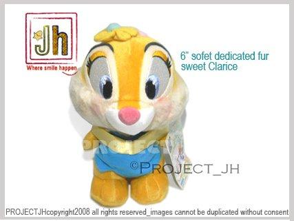 Sweet Original Clarice Disney Sega Japan