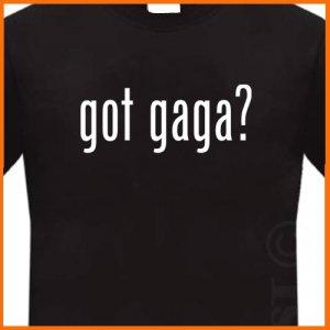 GOT GAGA ? NEW Lady Gaga T-Shirt S - XL