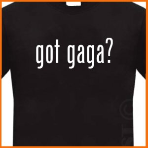 GOT GAGA ? *NEW* Lady Gaga Music T-Shirt size 2XL