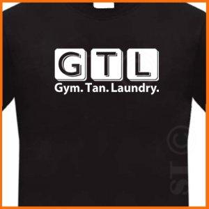 Jersey Shore Gym Tan Laundry T-Shirt size 2XL