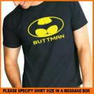 BUTTMAN Funny cool Butt Man T-Shirt Tee S -2XL