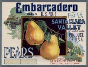 CAN CRATE LABELS on CD - vintage ephemera images