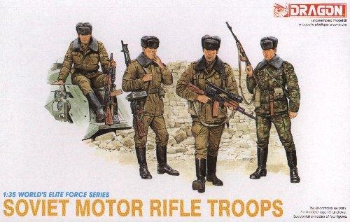 SOVIET MOTOR RIFLE TROOPS - 1/35 DML Dragon 3008