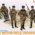 SOVIET MOTOR RIFLE TROOPS - 1/35 DML Dragon 3008