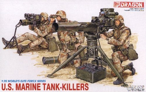 U.S. MARINE TANK-KILLERS - 1/35 DML Dragon 3012