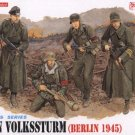 GERMAN VOLKSSTURM BERLIN 1945 - 1/35 DML Dragon 6020