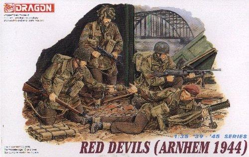RED DEVILS ARNHEM 1944 - 1/35 DML Dragon 6023