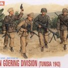 HERMANN GOERING DIVISION TUNISIA 1943 - 1/35 DML Dragon 6036