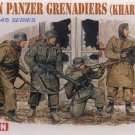 GERMAN PANZER GRENADIERS KHARKOV 1943 - 1/35 DML Dragon 6059