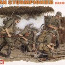 GERMAN STURMPIONIER KURSK 1943 - 1/35 DML Dragon 6174