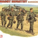 WEHRMACHT INFANTRY BARBAROSSA 1941 - 1/35 DML Dragon 6180